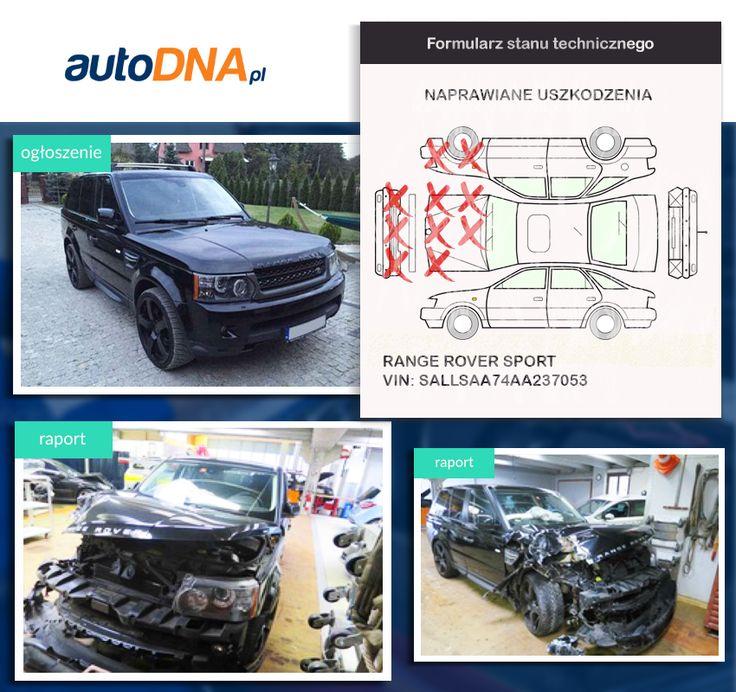 Baza #autoDNA - #UWAGA! #Range #Rover Sport https://www.autodna.pl/lp/SALLSAA74AA237053/auto/c7d8e4404ba1a20cddf1c17bd57a5b1c5158a68e https://www.otomoto.pl/oferta/land-rover-range-rover-sport-land-rover-range-rover-sport-3-7-v8-lub-zamiana-na-inne-ID6yWKNZ.html