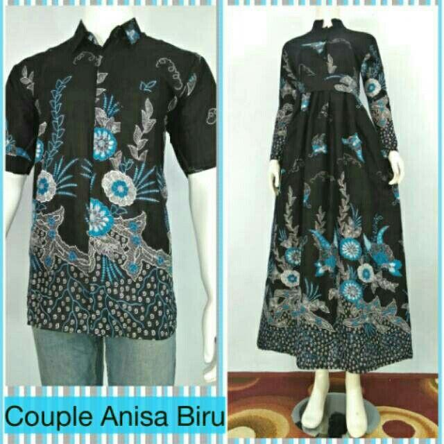 Saya menjual Batik Couple seharga Rp145.000. Dapatkan produk ini hanya di Shopee! https://shopee.co.id/faiqcaiq24/242720217/ #ShopeeID