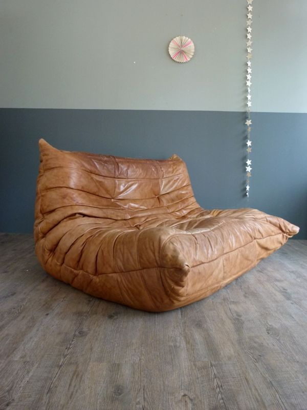 Leather Togo Ligne Roset