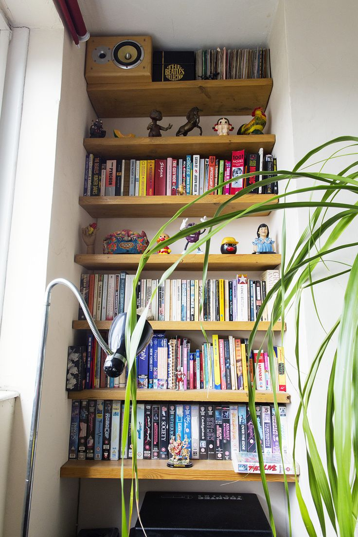 sweet use of a small space. from the selby