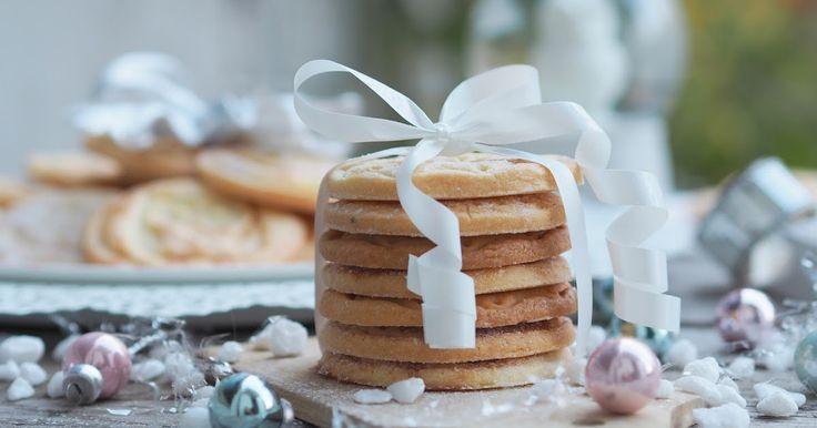 Nejlepší máslové sušenky. Dobré přidat i kakao nebo skořici.