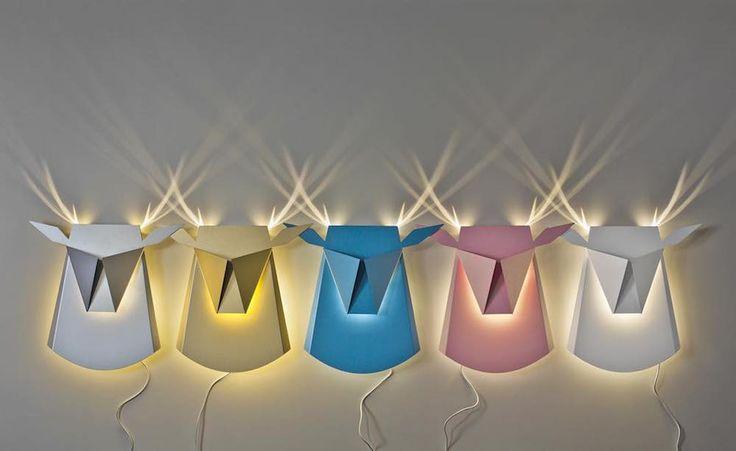 svietidlá dodávajú interiéru magickú atmosféru