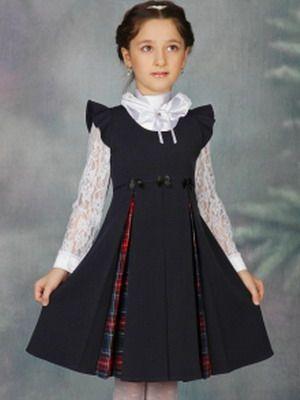 Школьная форма для девочек 2016 и фото моделей модной школьной формы 2016