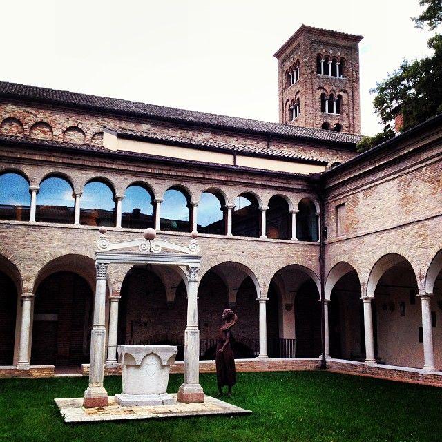Antichi Chiostri Francescani, Ravenna Instagram #racineravenna di @rudyshecat