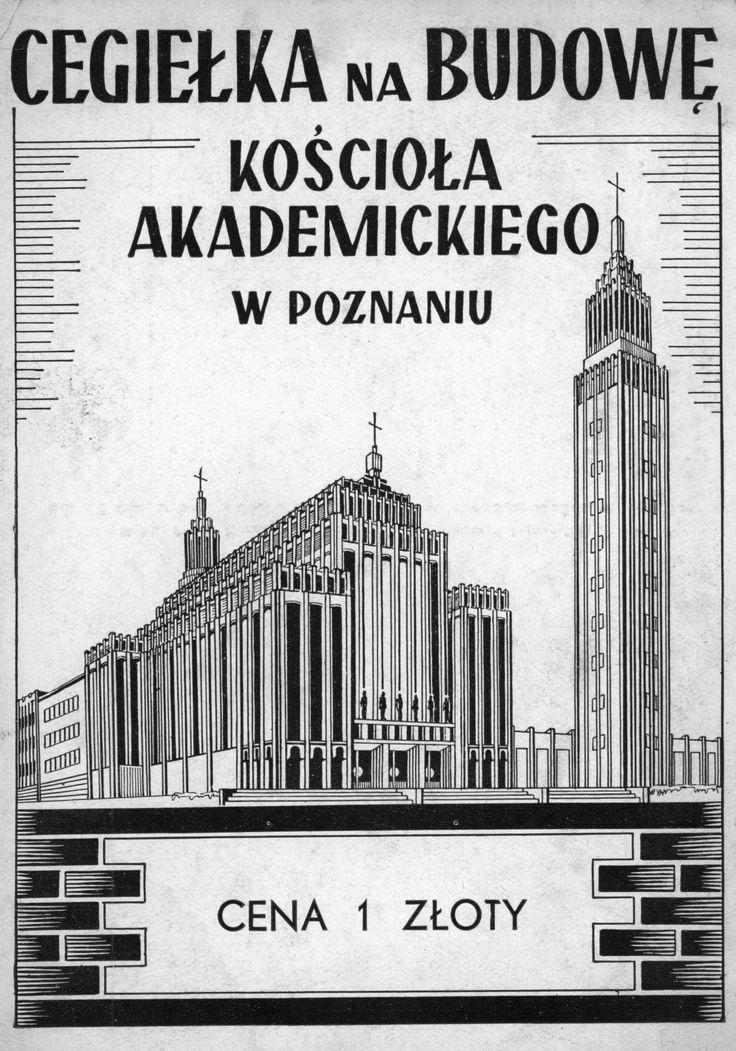 Budowa klasztoru i kościoła Dominikanów w Poznaniu // Cegiełka na budowę świątyni.