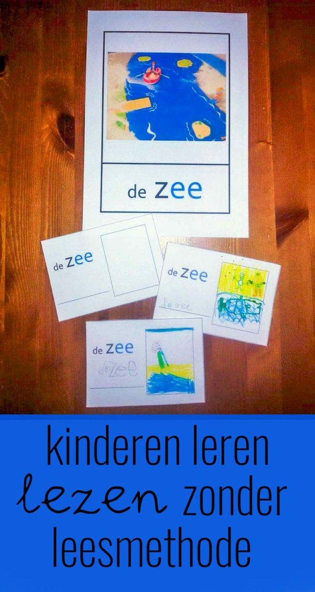 Kinderen leren lezen zonder leesmethode2