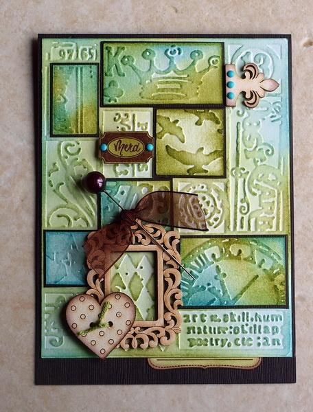 361 best Steampunk crafts images – Steampunk Birthday Card