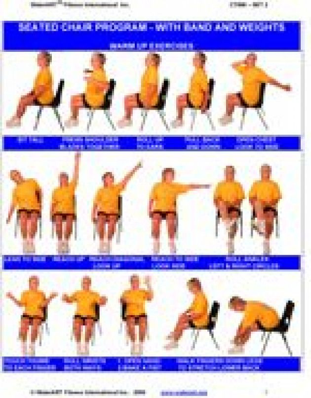 Chair Exercises For Seniors Bing Images Mobilityexercises Senior Fitness Exercise Chair Exercises