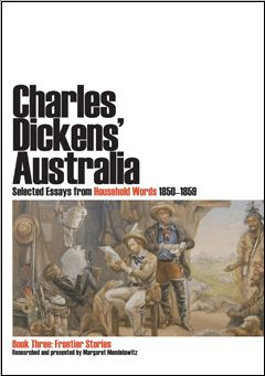 Of the nearly 3000 articles published in Household Words, some 100 related to Australia and have been collected in this anthology. Dickens saw Australia offering opportunities for England's poor and downtrodden to make a new start and a brighter future for themselves; optimism reflected in many of the articles.