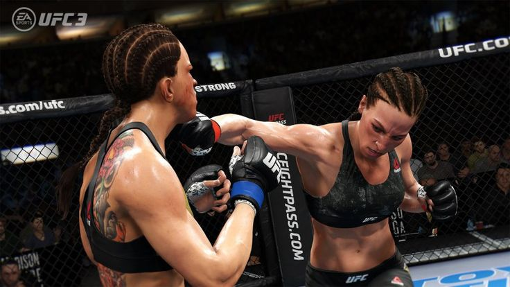 EAs UFC 3 beta is live this weekend on Xbox One and PS4
