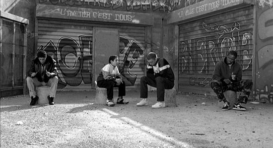 "In what ways does La Haine reflect aspects of ""Realism"" Essay"