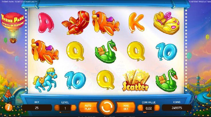 V kasíne Mr Green vás čakajú závratné výšky výhier a plno vzrušenia s Theme Park Live Roulette, čo rozhodne nie je pre slabé srdce.  http://www.hracie-automaty.com/novinky/vyhravaj-v-mr-green-na-theme-park-live-roulette  #mrgreen #hracieautomaty #vyhra #themeparkliveroulette