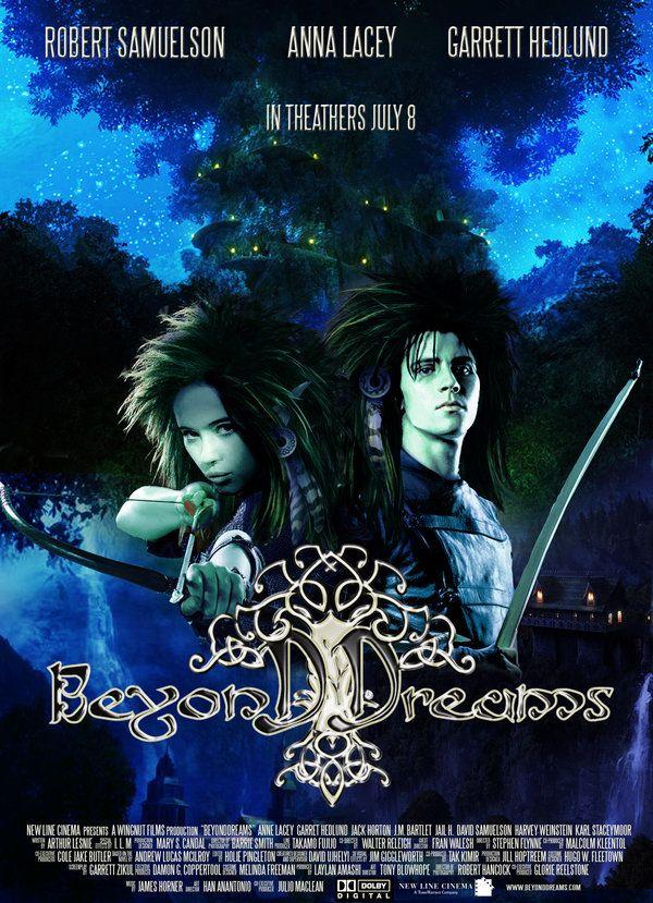 BeyonDDreams movie poster