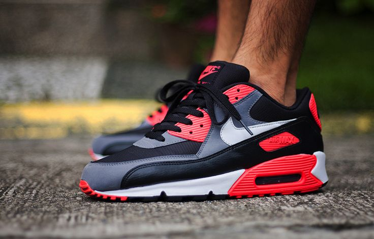 Air Max 90 Infrared Reverse