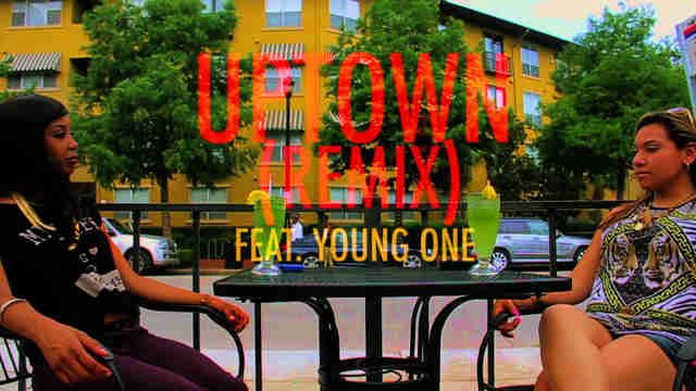 @ShunWardmusic Ft. @YoungOne_100  - Uptown (Remix) [Gruvsoul Ent. Subm...