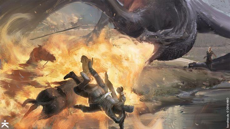Game of Thrones (GOT) example #274: Une plongée vertigineuse et colorée dans les coulisses de la série la plus spectaculaire de notre...