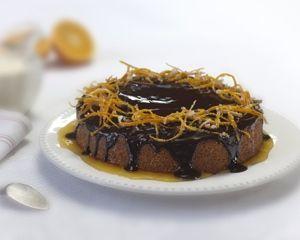 Rachel Allen Orange And Almond Syrup Cake