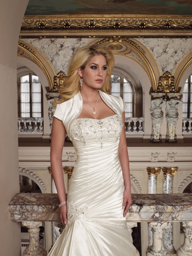 Wedding dresses and bridals gowns by David Tutera for Mon Cheri for every bride at an affordable price  |  Wedding Dress  |  Style #JKT21101: Jacket, Wedding Dressses, Wedding Dresses, Wedding Ideas, David Tutera, Mon Cheri, Wedding Dress Styles, Future Wedding
