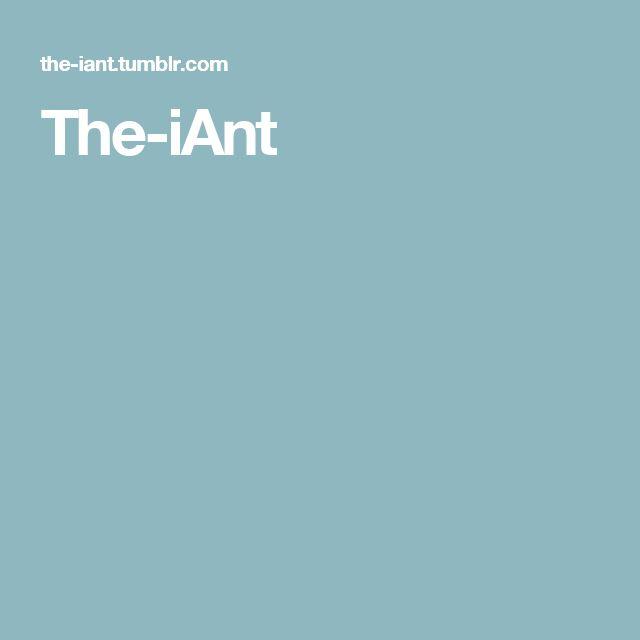 The-iAnt