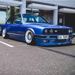 Beautiful BMW E30 ❤