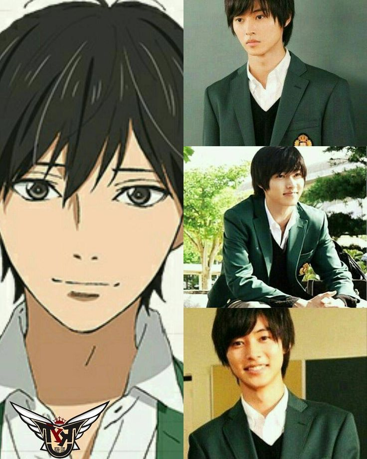 "Yamazaki Kento as Kakeru Naruse, J LA movie ""orange"", 2015"