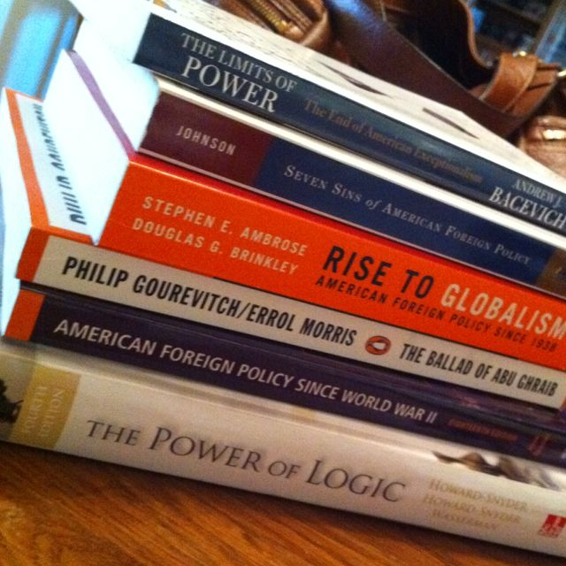 What are the 10 best books in political science? If you ...
