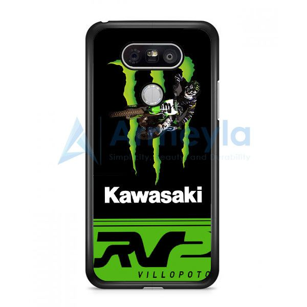 Ryan Villopoto Monster Thor Motocross LG G5 Case | armeyla.com