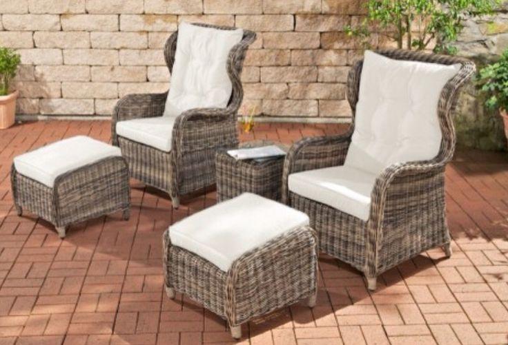 Polyrattan Lounge Schwarz Sofa Neuesten Design Kollektionen F R Die Familien