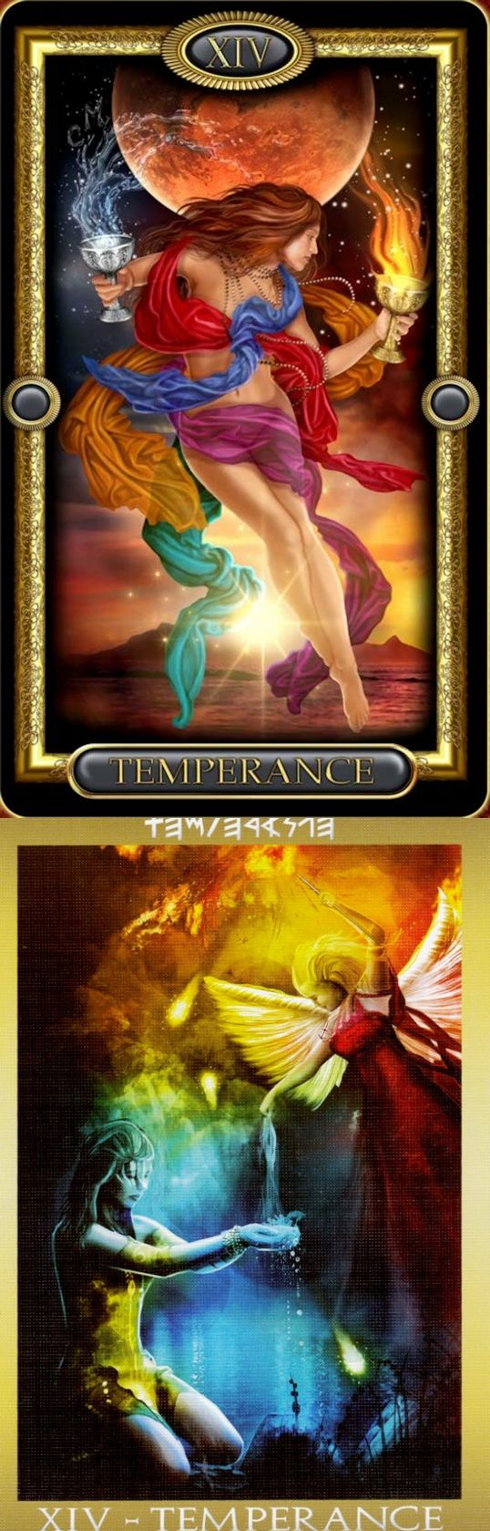 TEMPERANCE: moderation and extremes (reverse). Royale Tarot deck and Ibiza Tarot deck: free tarot reading online accurate, tarot cards yes no vs tarot cancer. Best 2017 cartomancy and pagani zonda.