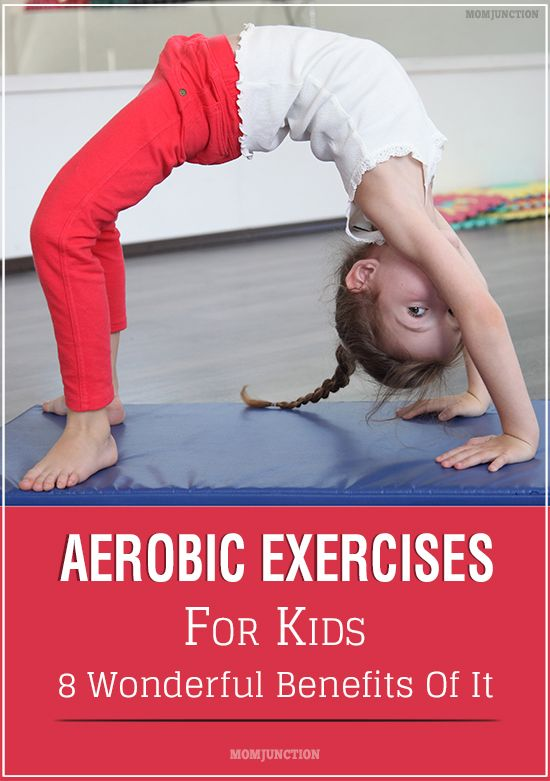 Kids Exercise: It is a great idea to encourage your child to try aerobic exercises to stay fit and healthy. If you are wondering why performing aerobic activities is a good idea, check out all that your kid stands to benefit!