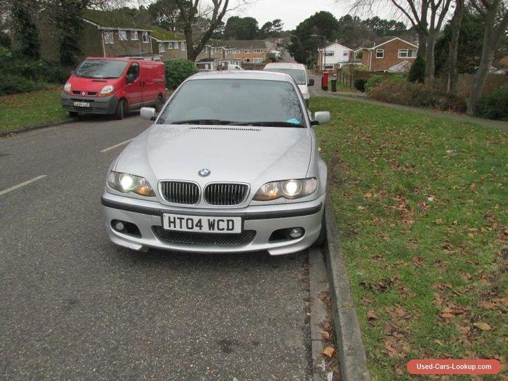 Facelift BMW 330D 4dr E46 M sport - 204bhp diesel - 330d high spec harman kardon #bmw #330d #forsale #unitedkingdom