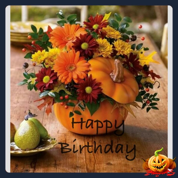 October Birthday Ecards ~ Best cards birthday images on pinterest anniversary greetings and