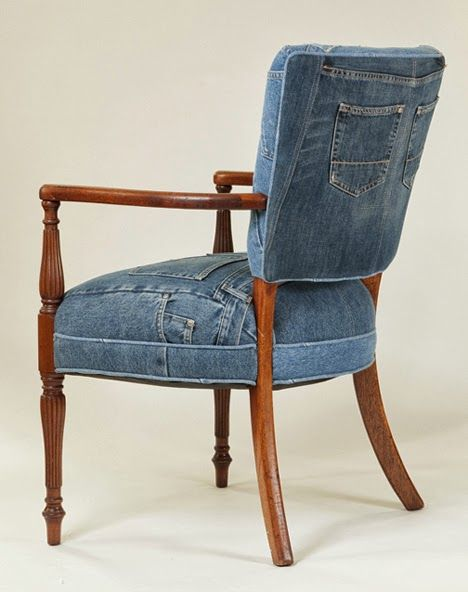 . . . . . How to Recycle: Recycled Crafts from Old Denims Jeans and Labels
