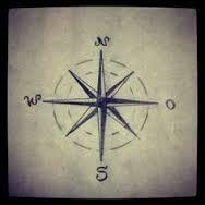 Image result for rosa delos vientos tatuaje