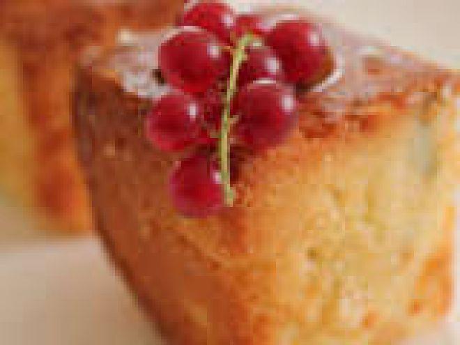 Recette : Cake Citron/Basilic par Muriele.com