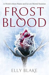 Frost Blood #Elly Blake #book review