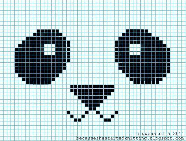 Picture of Specifications du bonnet panda
