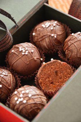 「【バレンタイン】マーマレードボール」ちひろ | お菓子・パンのレシピや作り方【corecle*コレクル】
