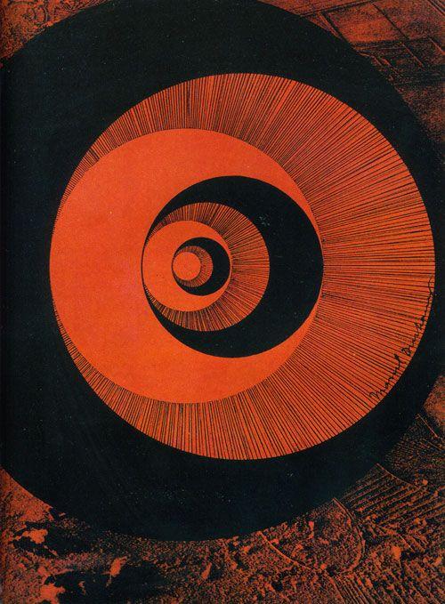 Marcel Duchamp ~ Minotaure no. 6, 1934