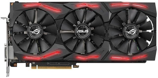 Informática Sin Limites: Asus ROG Strix Radeon RX Vega 64