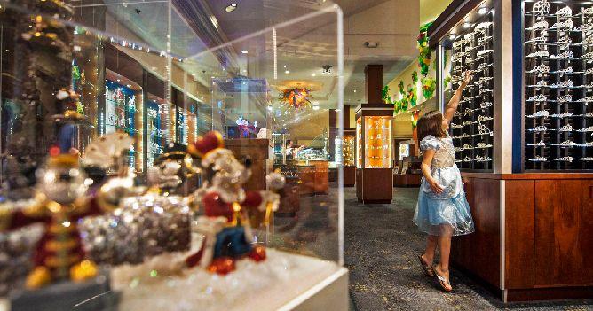10 locais de compras na Walt Disney World em Orlando #viagem #miami #orlando