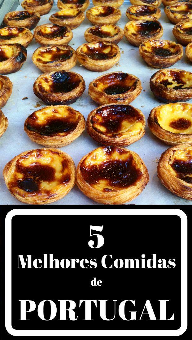 Escolhemos e listamos as 5 melhores comidas de Portugal durante nossa viagem, incluindo a famosa francesinha e o delicioso pastel de nata.
