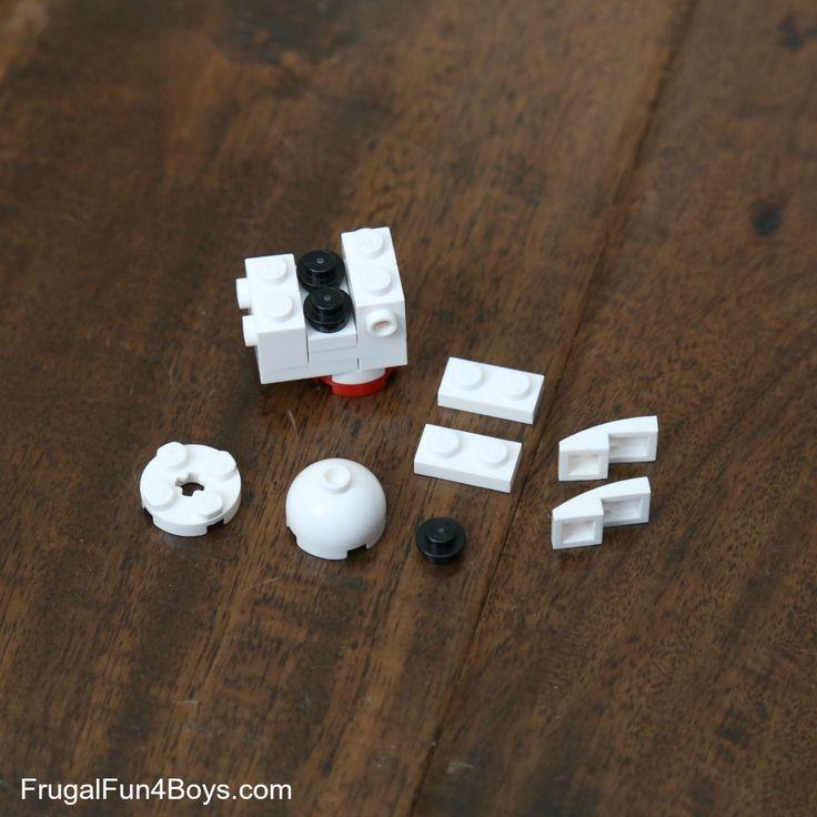 30 Best Lego Images On Pinterest Legos Lego Building And Lego