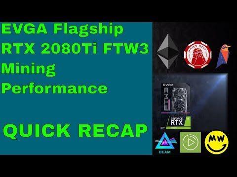 Nvidia Titan Rtx Mining Performance