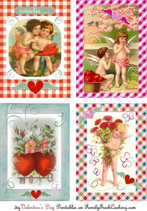 Filles de la Saint Valentin nues