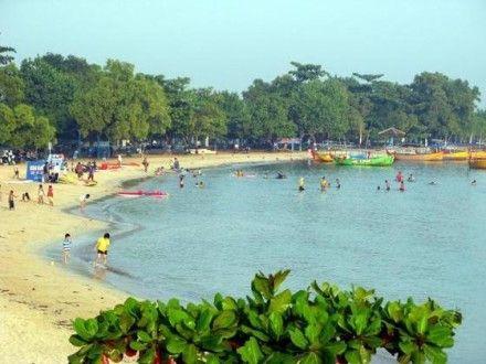 U2linan: Pasir Putih Pantai Bandengan di Kota Kartini - travelling.blogekstra.com