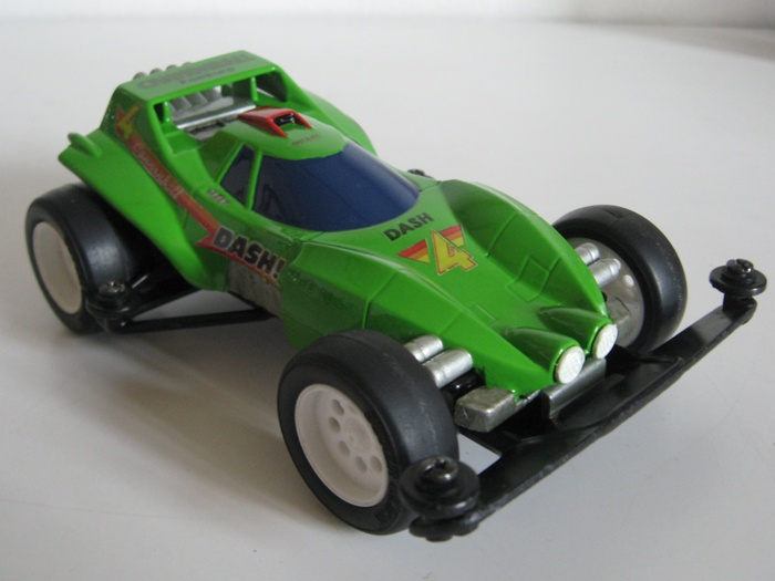 Dash 4 Cannonball restored by Aran | Mini 4WD | #Mini4WD | #Tamiya