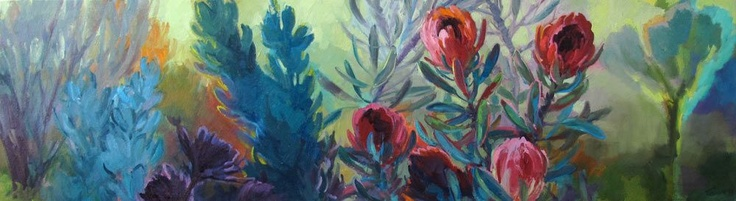 In-Fin-Art - Picture Framing and Art Gallery _ Fynbos bright