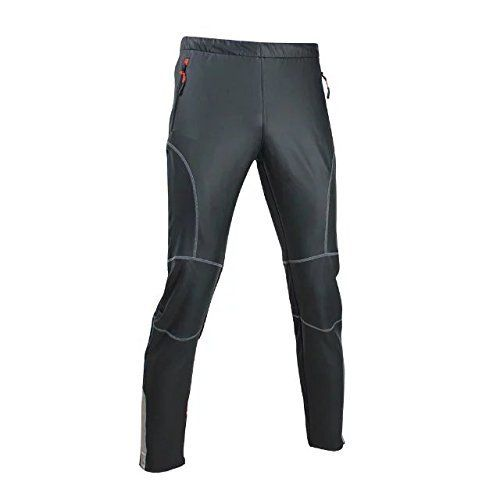 Mens Thermal Cycling Tights Padded cycle trouser bike long pant COLD WEAR Sports