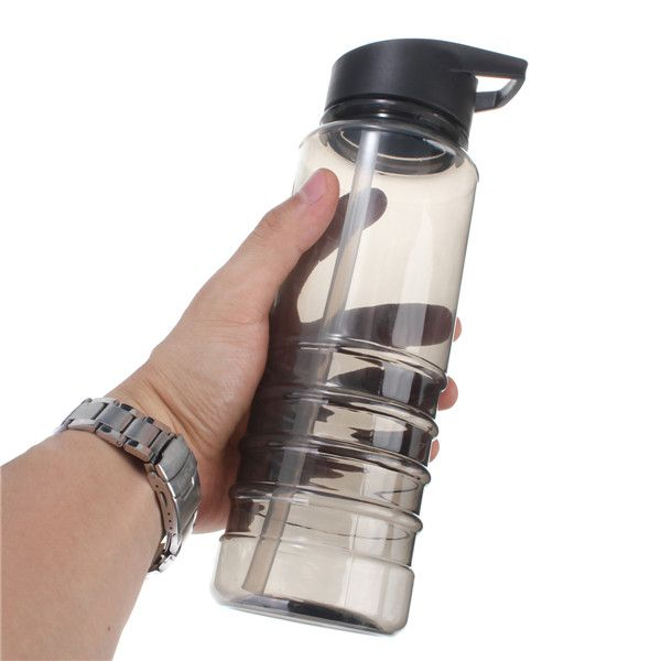 NEW 700ml Outdoor Sports Drinks Water Bottle Straw outdoor Cycling Hiking Camping Cup Spill Proof Hydration Eco-Friendly #Affiliate